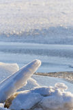 Baltic Sea Ice Royalty Free Stock Photography