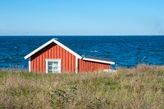 Baltic sea island Öland, Sweden Royalty Free Stock Photography