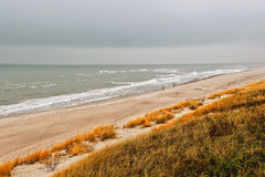 Baltic sea. In Kaliningrad Russia Stock Photography