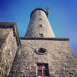 Baltic sea lighthouse Stock Photo