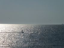 Baltic sea. Baltic in sea in Lithuania Stock Photography