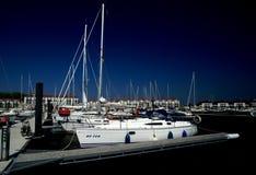 Baltic Sea Marina Royalty Free Stock Photos