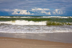 Baltic sea Royalty Free Stock Photography