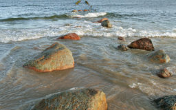 Baltic sea. Stock Photos