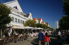 Baltic Sea Resort Stock Images