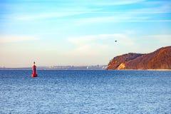Baltic sea shore Royalty Free Stock Photography