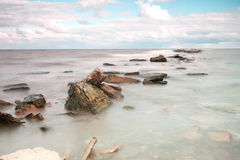 Baltic sea Royalty Free Stock Photos