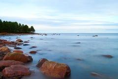 Baltic sea stones. Royalty Free Stock Photos
