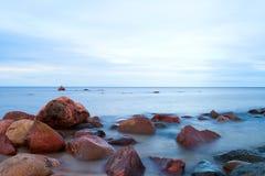 Baltic sea stones. Stock Photography