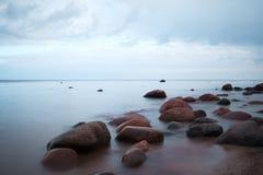 Baltic sea stones. Royalty Free Stock Image