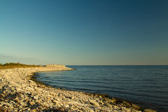 Baltic Sea in summer. Stock Images