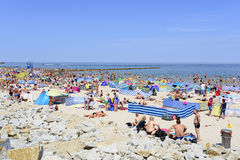 Baltic sea at summer day. Stock Photography