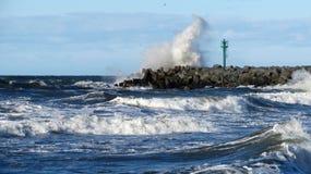 The Baltic Sea Stock Image