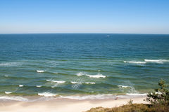 Baltic Sea View Royalty Free Stock Photography