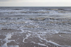 Baltic sea in winter Stock Photography