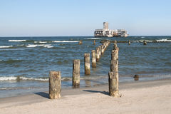 Baltic seascape Stock Image