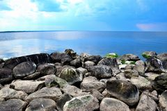 Baltic view Stock Photography