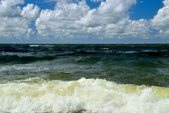 Baltic wave Stock Image