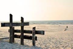 baltic wybrzeża połysk obraz stock