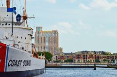 Baltimora Maryland Fotografia Stock