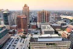 Baltimora, Stati Uniti Fotografie Stock Libere da Diritti