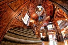 BALTIMORA, U.S.A. - 23 giugno 2016 l'interno del club degli ingegneri di Baltimora Fotografia Stock