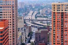 Baltimore stock afbeelding