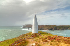 Baltimore Beacon, Co. Cork - Ireland Royalty Free Stock Image