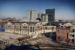 Baltimore Buildings Royalty Free Stock Image