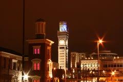Baltimore da baixa Imagem de Stock Royalty Free