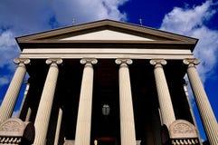 Baltimore, Doctor en Medicina: Basílica 1821 de Baltimore Fotografía de archivo