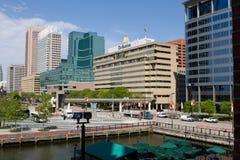 Baltimore du centre Photo libre de droits
