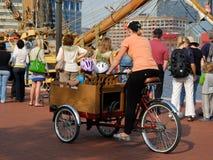 Baltimore-Hafen Stockfotografie