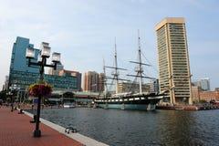 Baltimore Harbor Royalty Free Stock Image