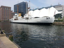 Baltimore Harbor Royalty Free Stock Photography