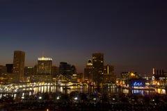 Baltimore, le Maryland photo libre de droits