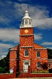 Baltimore, le Maryland : Vieille Otterbein église de 1785 Image libre de droits