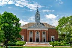BALTIMORE, los E.E.U.U. - 21 de mayo de 2018 - universidad Baltimore de los hopkins de Juan Fotos de archivo libres de regalías