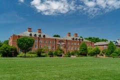 BALTIMORE, los E.E.U.U. - 21 de mayo de 2018 - universidad Baltimore de los hopkins de Juan Imagenes de archivo