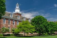 BALTIMORE, los E.E.U.U. - 21 de mayo de 2018 - universidad Baltimore de los hopkins de Juan Fotografía de archivo libre de regalías