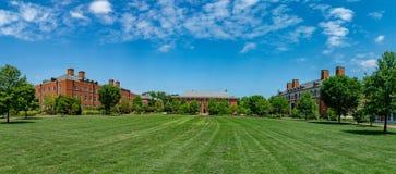 BALTIMORE, los E.E.U.U. - 21 de mayo de 2018 - universidad Baltimore de los hopkins de Juan Foto de archivo