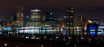Baltimore Maryland Royalty Free Stock Images
