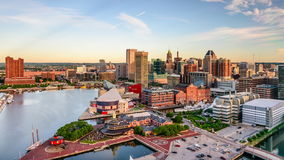 Baltimore, Maryland, los E.E.U.U.