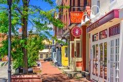 Baltimore Maryland przy Spadać ` s punktem zdjęcia royalty free