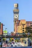 Baltimore Bromo Seltzer Tower stock photo