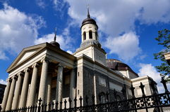 Baltimore, MD:  1821 Baltmore Basilica Stock Photography