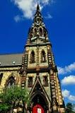 Baltimore, MD: Mount Vernon Jednoczył kościół metodystów Zdjęcie Stock