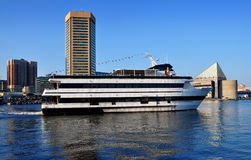 Baltimore, MD: Spirit of Baltimore Cruise Ship Stock Images