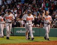 Baltimore Orioles Arkivbild