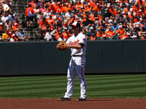 Baltimore Orioles JJ Hardy Stock Images